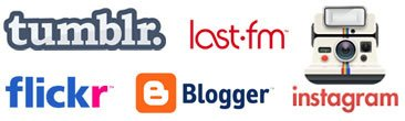 New Klout social networks