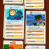Social media Top Trumps infographic