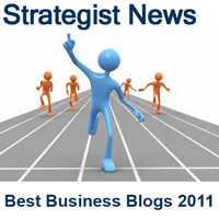 Top 50 business blogs 2011 by Strategist News