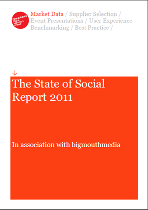 State of Social Report 2011 by Econsultancy