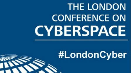 Live video stream of London Conference on Cyberspace #LondonCyber