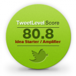 TweetLevel for PR, public affairs and corporate communications