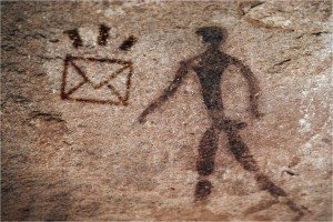 Email cave painting