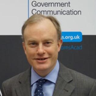 Alex Aiken, Director of Government Communications, UK photo