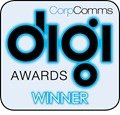 CorpComms DigiAwards Winner