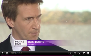 The Politics Show, Dan Jarvis