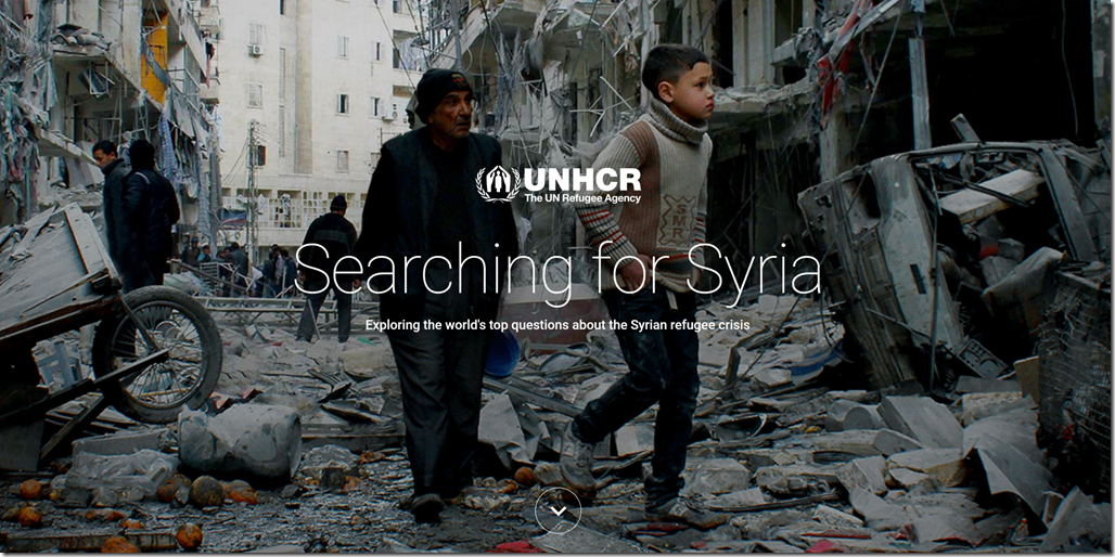Searching for Syria screengrab